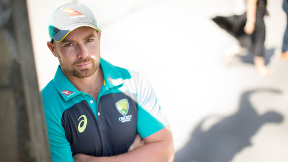 Holland keen to put a new spin on Test hopes