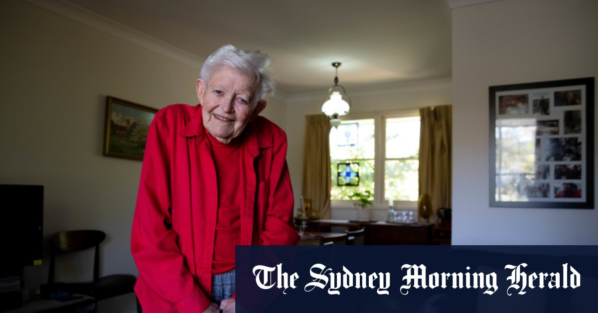 Treasurer unveils 23000 home care packages extends mental health support – Sydney Morning Herald