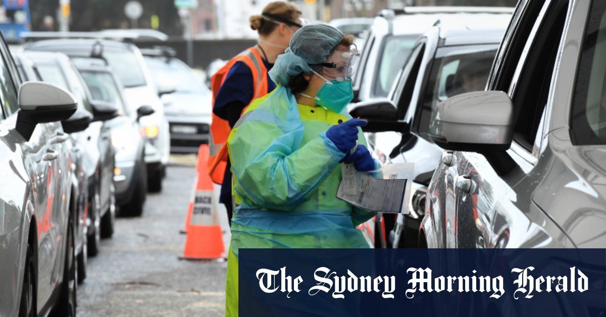 COVID-19 case visited NSW locations 'while potentially infectious' – The Sydney Morning Herald