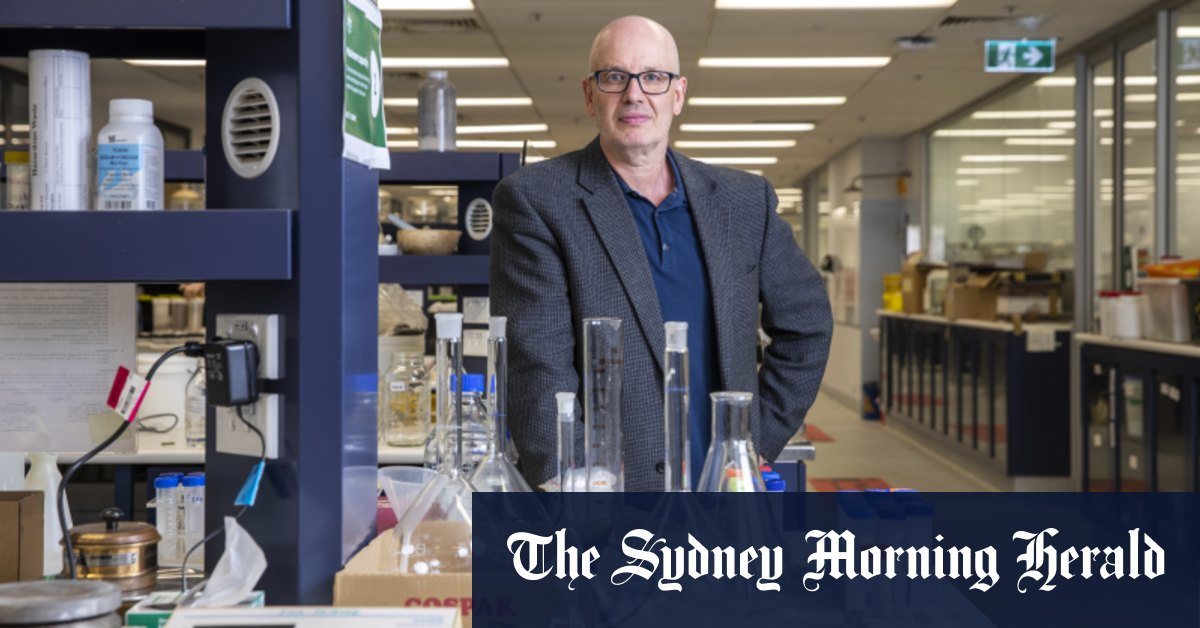 Virus rebel Professor Edward Holmes named NSW Scientist of the Year – Sydney Morning Herald