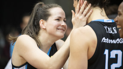 WNBL's increased minimum wage to keep players in game for longer