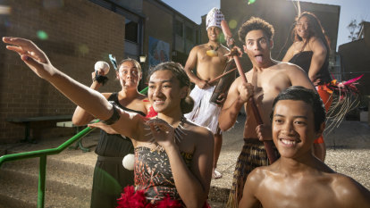 Canberra's Pacific Islander students to shine at Polyfest