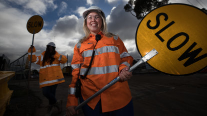 'We get told off less than men': The one area of construction booming with women