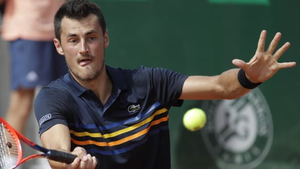 Could Bernard Tomic be a part of Canberra's bumper summer of tennis?