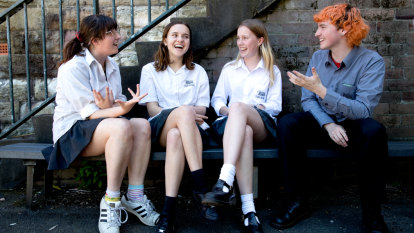 'A noble vision': HSC 'guinea pigs' test new English exam