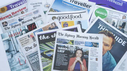 The Sydney Morning Herald on top as most-read news title in 2018