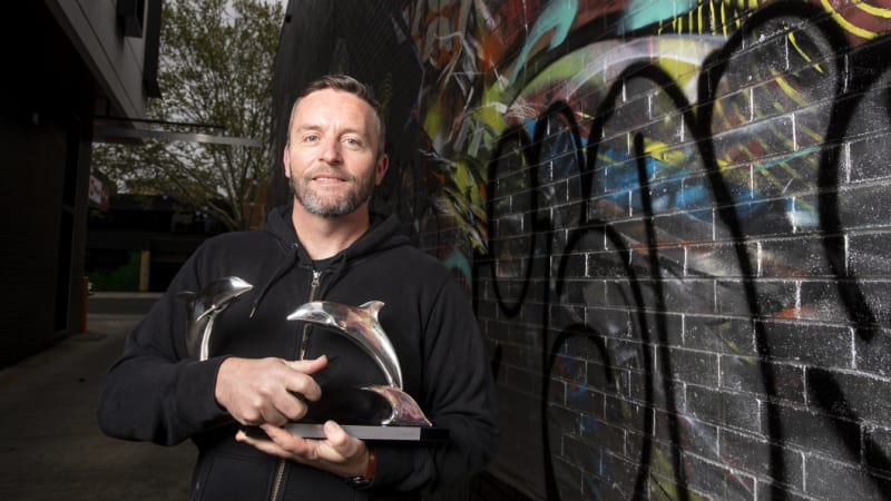 Canberra studio takes out award for ISIS victims documentary