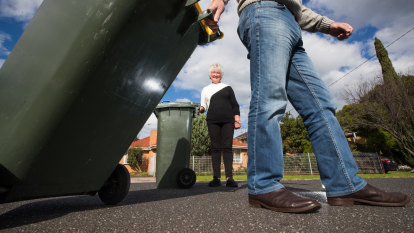 'One thing I don't have to worry about': Would you pay someone to put out your bins?