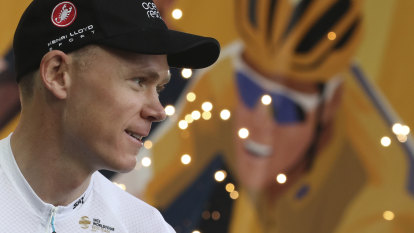 Froome 'will remain with Ineos for Tour de France': teammate