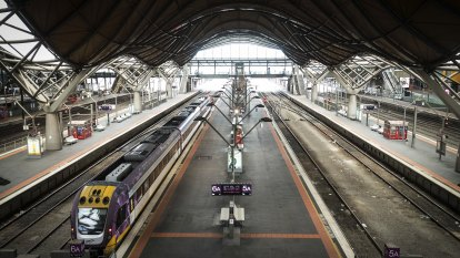 How the V/Line outbreak unfolded and what it means for the rail system