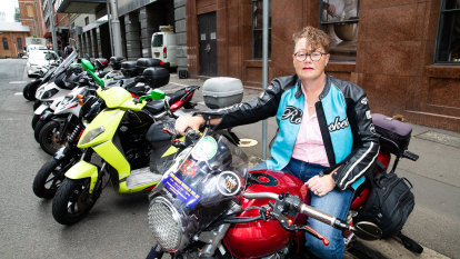 'Barely on their radar': Motorcyclists fume over lack of parking in Sydney CBD