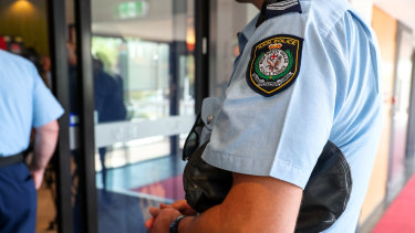 Police say a COVID-positive woman from Sydney's west caught a train bound for the Mid North Coast with her children.