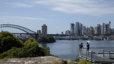 High levels of toxins have been discovered in Berrys Bay, where tunnel dredging will occur.