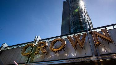 Crown Melbourne.