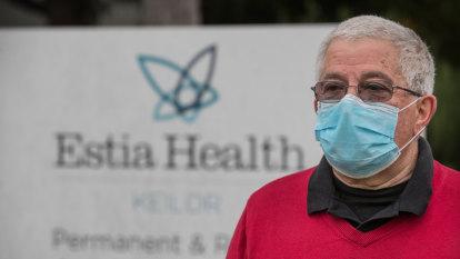 Residents 'failed' as second coronavirus outbreak hits nursing home
