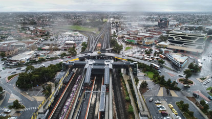 Fears plan for Sunshine rail 'super hub' will be watered down