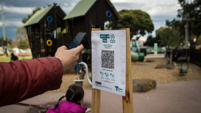 Police accessing QR data violates our emergency pact