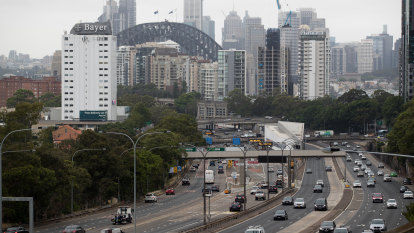 Disruption 'inevitable': how harbour tunnel construction will affect Sydney