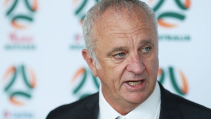 'Mateship' will steer Socceroos to Qatar as Arnold declares he's staying put