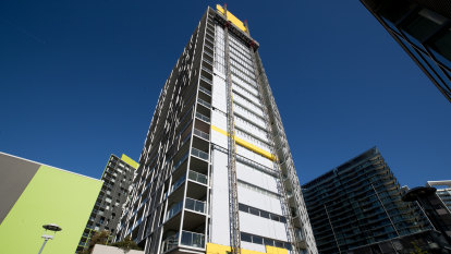 'They should help': Sydney cladding crisis leaves big bills for owners