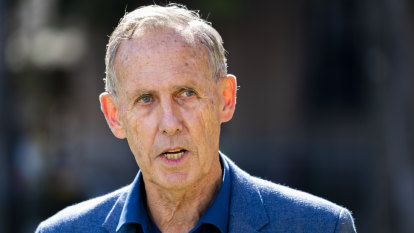Bob Brown takes the gloves off to give 'unruly mob' a lashing