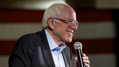 For first time, Bernie Sanders has narrow lead in new national poll