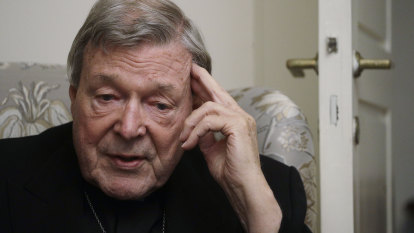Media companies apologise to court for breaching Pell suppression order