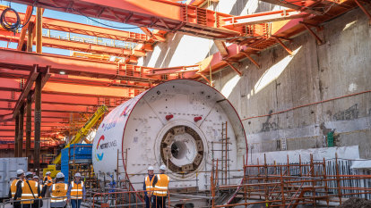 Metro Tunnel construction to get back on track