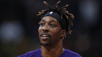 'No basketball until reform', says Lakers star Dwight Howard