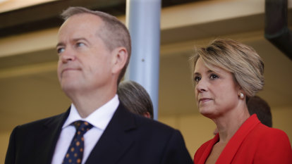 Kristina Keneally was headed to Washington under secret plan with Bill Shorten