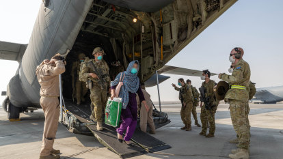 Afghan support a window into Australia's future regional role
