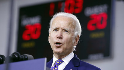Biden's delay in announcing VP intensifies jockeying
