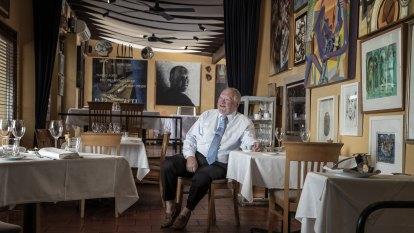 Paddington eatery Lucio's to auction off famous wall art