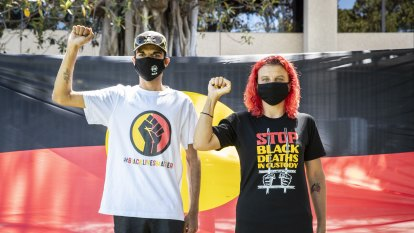 Invasion Day protest legal bid 'snookered' by Health Minister, court hears