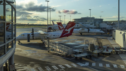 Fly in, fly out: Sydney Airport movement cap, airline slots up for review