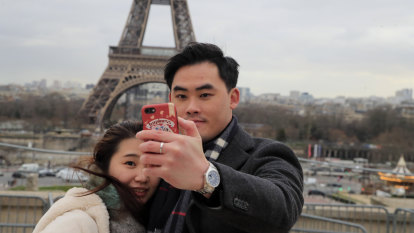 'On par with an earthquake': coronavirus hits Chinese tourism to Europe
