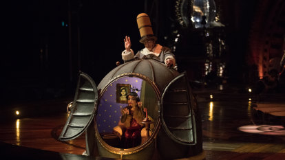 Cirque du Soleil Kurios delivers whimsical grandeur like clockwork