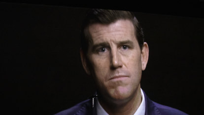 Police launch second war crimes investigation into Ben Roberts-Smith