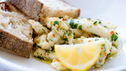 Why this calamari from Bondi's new fish joint should be high on your must-try list