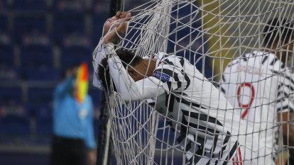 Manchester United slump to shock Champions League defeat at Basaksehir