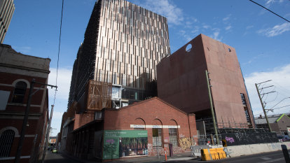 Ethical fund pushes Grocon further to the brink, terminating building contract