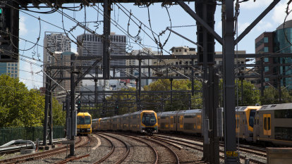 Sydney rail network goes green with renewable energy deal