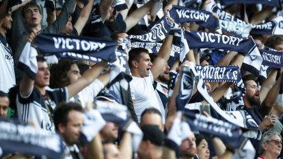 Victory boss digs in for survival, confident A-League will come through
