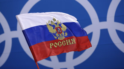 Russia can't use its name and flag at next the two Olympics