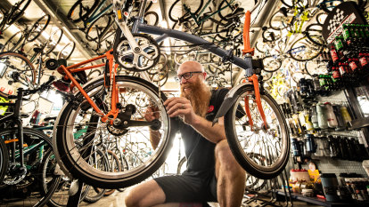 From bikes to booze, the global supply chain is on its knees