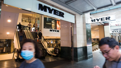 Myer better off with fewer stores: Geoff Wilson