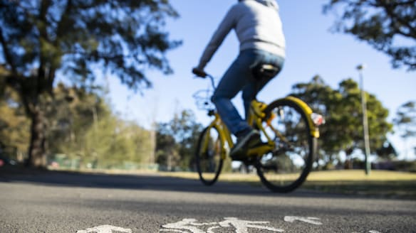 Greenway for Sydney's inner west ready to ride in three years