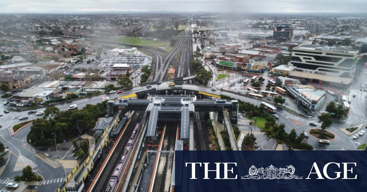Fears plan for Sunshine train station 'super hub' will be watered downLoading 3rd party ad contentLoading 3rd party ad contentLoading 3rd party ad contentLoading 3rd party ad content
