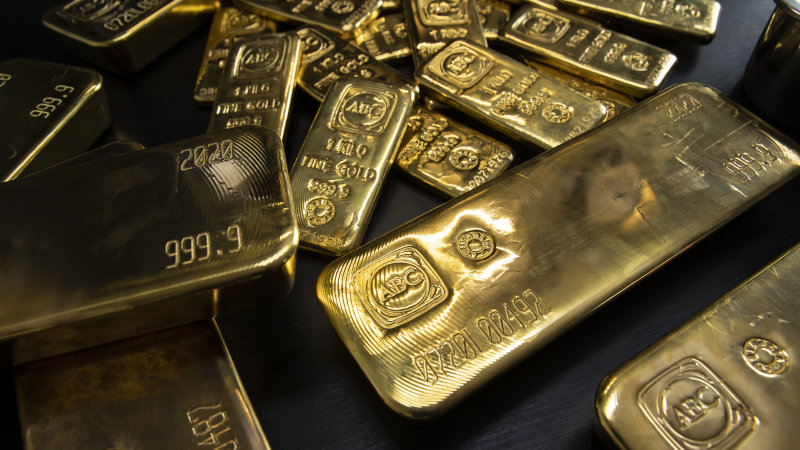 Gold tops $US2055 as monetary finance enters fray