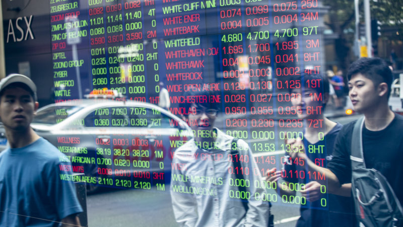 ASX soars to four-month high – The Australian Financial Review